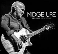 Midge Ure - Breathe Again: Live & Extended (Uk)