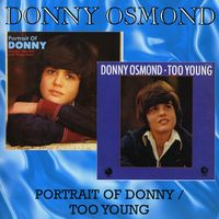 Donny Osmond - Portrait Of Donny/Too Young [Import]