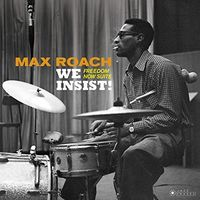 Max Roach - We Insist: Freedom Now Suite (Bonus Track) (Gate)