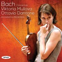 Viktoria Mullova - Violin Ctos 1 & 2 Violin Cto Bwv1053