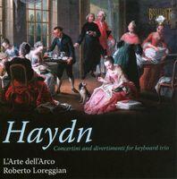 J. HAYDN - Concerti & Divertimenti For Keyboard 7 Strings