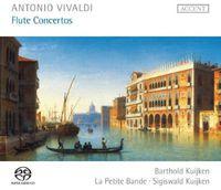 BARTHOLD KUIJKEN - Flute Concertos