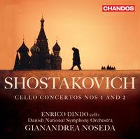 Grondahl/Holmboe - Cello Concertos 1 & 2