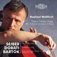 RAPHAEL WALLFISCH - Hungarian Cello Concertos