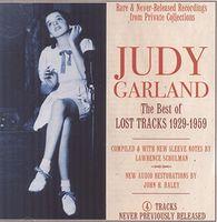 Judy Garland - Best of Lost Tracks 1929-59