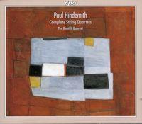 Hindemith - String Quartets 1-7