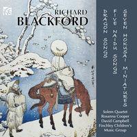 Blackford - Seven Hokusai Miniatures / Five Naidu Songs