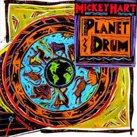 Mickey Hart - Planet Drum [2 LP]
