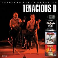 Tenacious D - Original Album Classics (Hk)