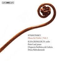 Ilya Gringolts - Music for Violin 2