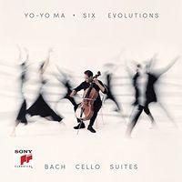 Yo Ma -Yo - Six Evolutions - Bach: Cello Suites (Gate) [180 Gram]