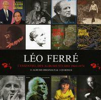 Leo Ferre - Essentiel Ferre 1960 - 1974