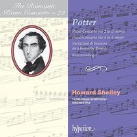 Howard Shelley - The Romantic Piano Concerto,Vol.72
