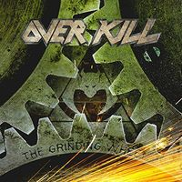 Overkill - Grinding Wheel (Blk) (Gate) [Limited Edition] (Ylw)
