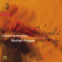 Rachel Podger - L'estro Armonico