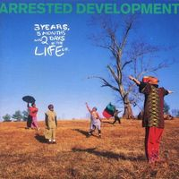 Arrested Development - 3 Years, 5 Months And 2 Days In The Life Of... [2 LP]