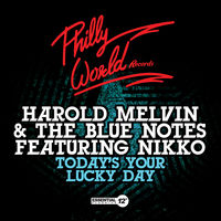Harold Melvin & The Blue Notes - Today's Your Lucky Day