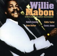 Willie Mabon - Chicago Blues Session
