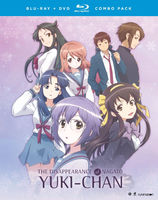 Disappearance of Nagato Yuki-Chan: Complete Series - The Disappearance of Nagato Yuki-Chan: The Complete Series