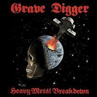 Grave Digger - Heavy Metal Breakdown (Uk)