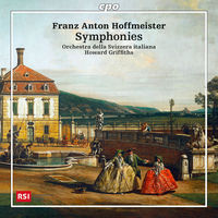 Orchestra Della Svizzera Italiana - Symphonies & Overture
