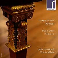Julian Perkins - Wolfgang Amadeus Mozart: Piano Duets Vol 1