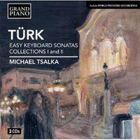 Michael Tsalka - Keyboard Sonatas Nos 13-24