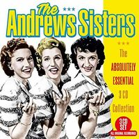 Andrews Sisters - Absolutely Essential 3 Cd Collection (Uk)