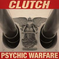 Clutch - Psychic Warfare [Indie Exclusive White Vinyl]