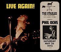 Phil Ochs - Live Again! (Uk)