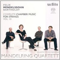 Mandelring Quartett - Complete Chamber Music for Strings 3
