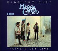 Magna Carta - Midnight Blue/Live & Let Live [Import]