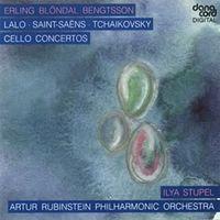 Erling Blöndal Bengtsson - Cello Concertos