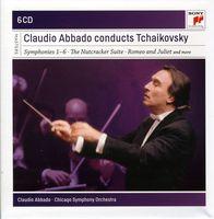 Claudio Abbado - Claudio Abbado Conducts Tchaikowsky (Box)