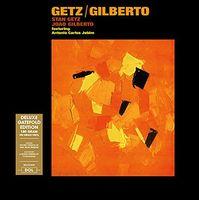 Stan Getz & Joao Gilberto - Getz / Gilberto [Import LP]