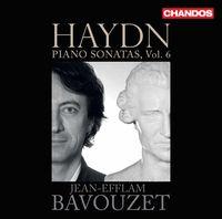 Jean-Efflam Bavouzet - Haydn: Piano Sonatas, Vol. 6