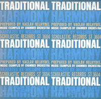 William Geib - Traditional Harmony Prepared B
