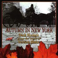 Dick Hyman - Autumn in New York