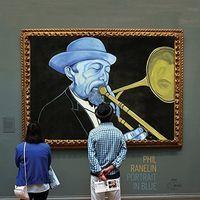 Phil Ranelin - Portrait in Blue