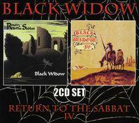 Black Widow - Return To The Sabbat/Iv