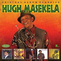 Hugh Masekela - Original Album Classics (Hol)