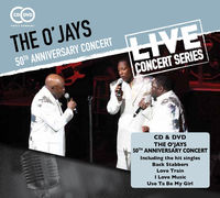 Ojays - 50th Anniversary Concert