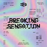 Sf9 - Breaking Sensation (Asia)