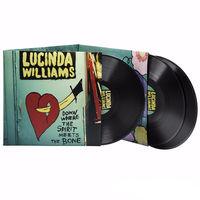 Lucinda Williams - Down Where The Spirit Meets The Bone [Vinyl]