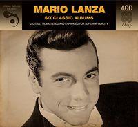 Mario Lanza - 6 Classic Albums (Ger)