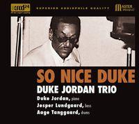 Duke Jordan - So Nice Duke