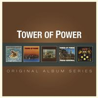 Tower Of Power - Original Album Series [Import]