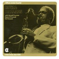 Clifford Jordan - Royal Ballads
