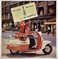 Bo Diddley - Have Guitar Will Travel / In The Spotlight + 7 Bonus Tracks