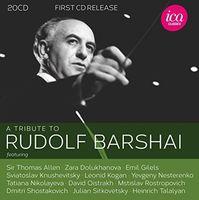 Philharmonia Orchestra - Tribute To Rudolf Barshai
